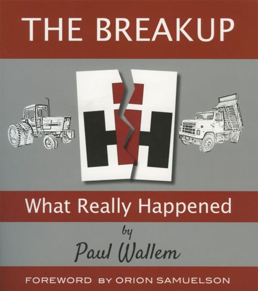 The breakup bookcover front