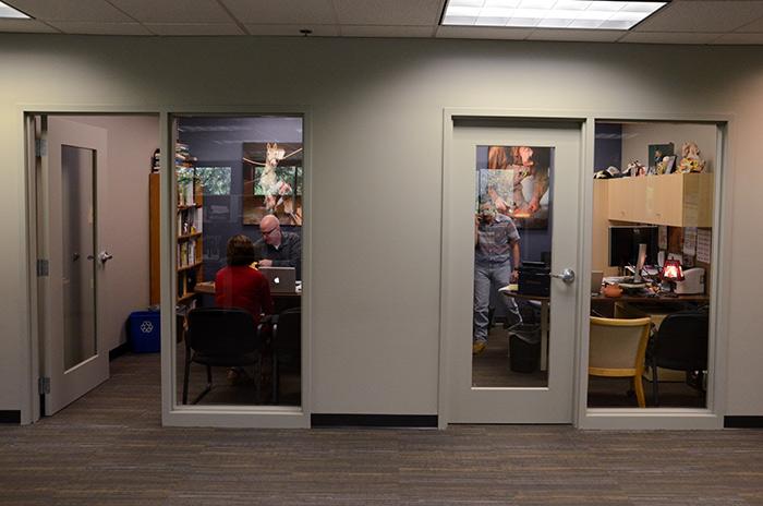 Lessiter Media offices 3