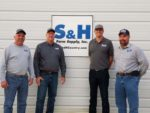S&H Farm Supply new store