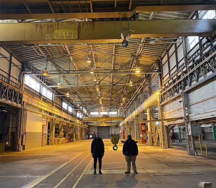 dawn new factory