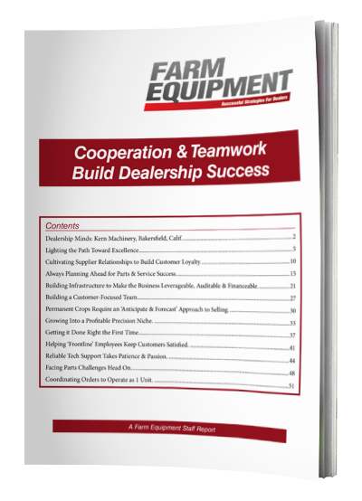 Cooperation teamwork ebook cover photo