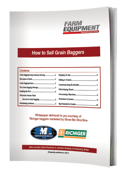 How to Sell Grain Baggers cover image