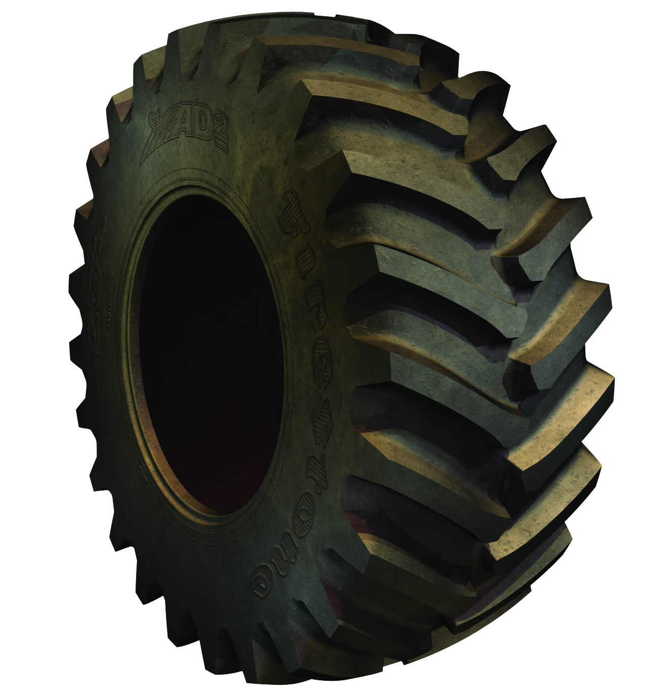 Firestone AD2 Ag Tire