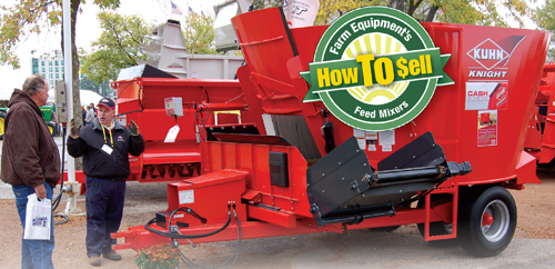Feed Mixers: Not Just a Piece of Iron | Farm Equipment
