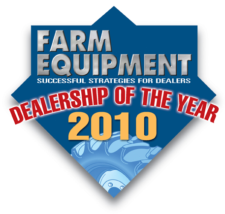 Dealer of the  Year 2010