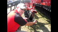 Curt Davis of Kuhn Krause with the Excelerator