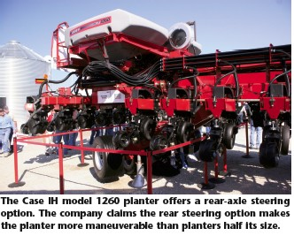 Manufacturers Roll Out Cutting Edge Planting Seeding Equipment