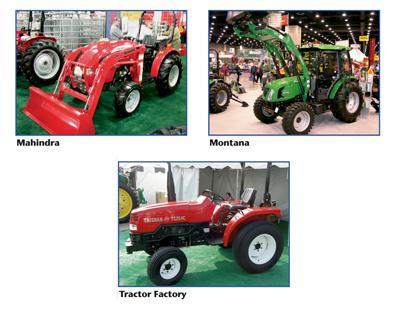 Washington Farm Equipment Kioti Tractors Mahindra Tractors
