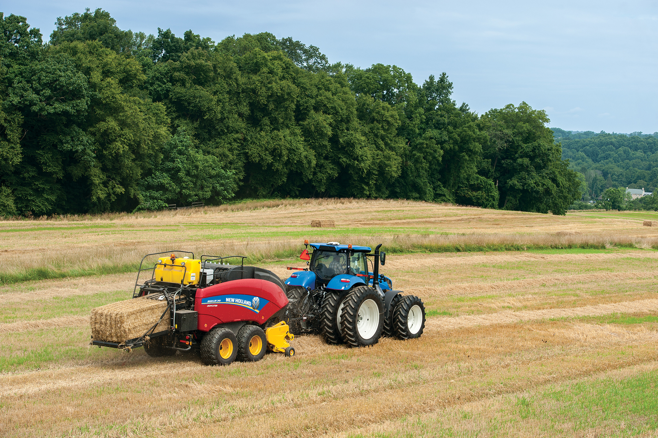 New Holland New T7 Series Tractors