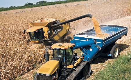 depreciation and corn Declining corn prices during the past couple of months have helped ethanol plant margins improve  even though neeley biofuels is paying debt-service and depreciation costs on its plant.