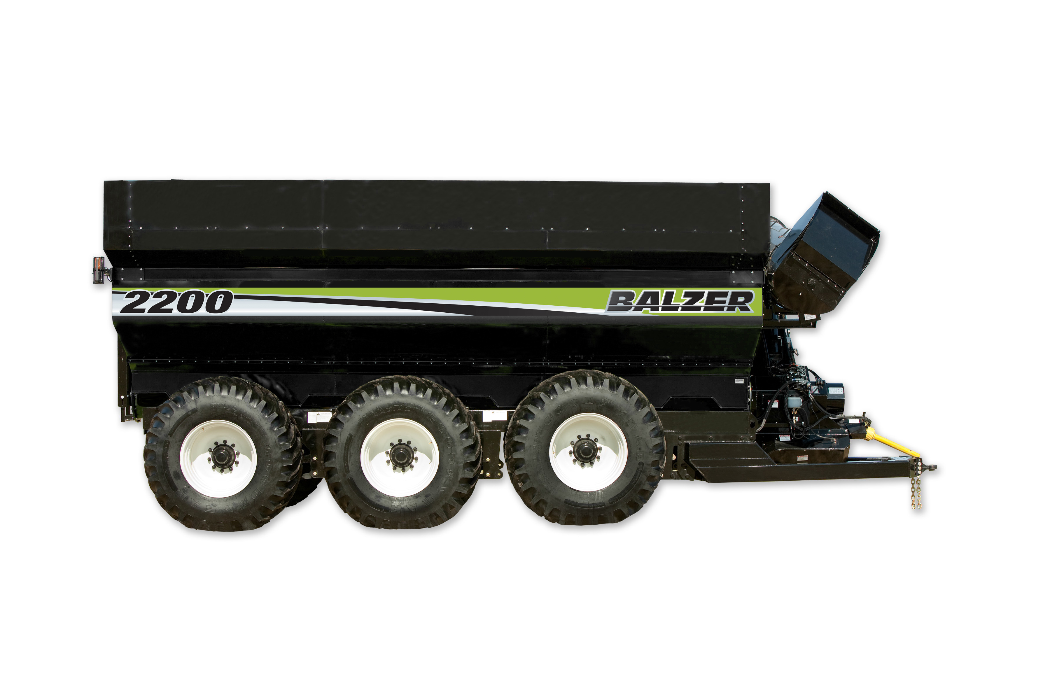 Balzer Field Floater 6 Grain Carts