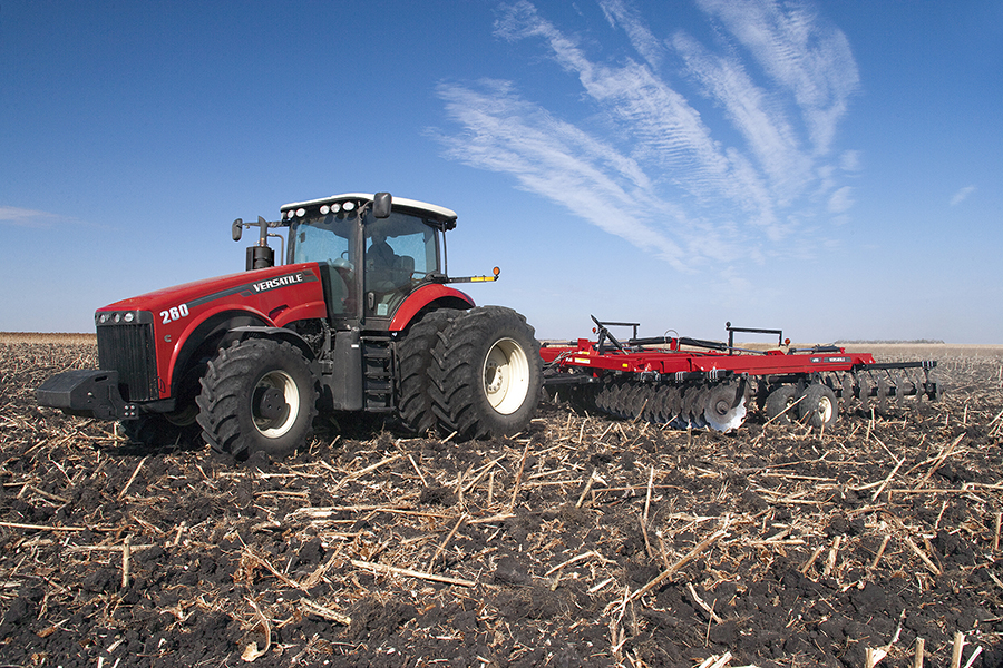 Buhler Industries Inc. - Versatile