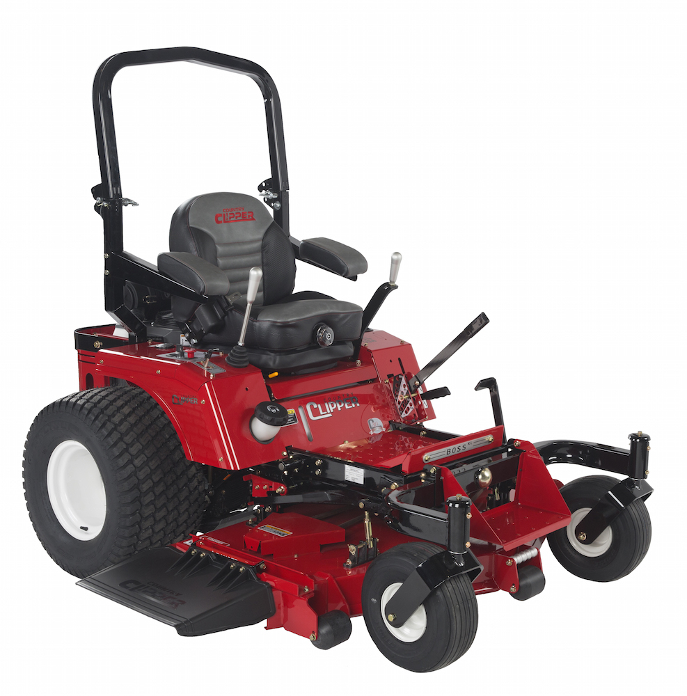 big dog mower parts manual