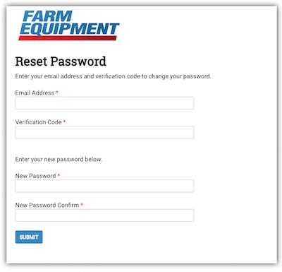 Login Help/Password Reset
