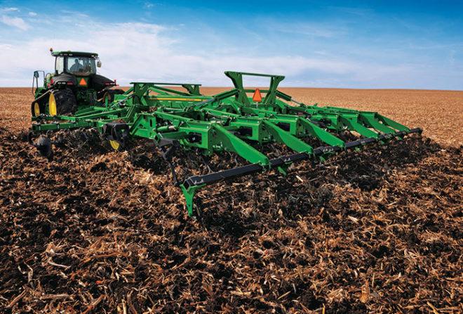 Farm Challenges Spawn New Tillage Tech