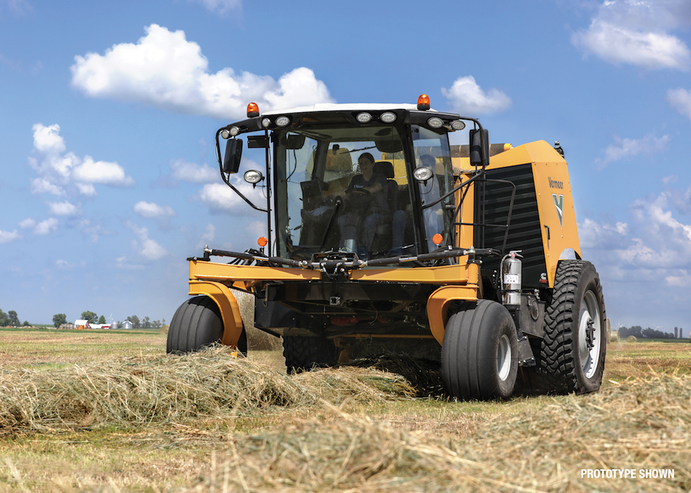 Vermeer Self-Propelled Baler