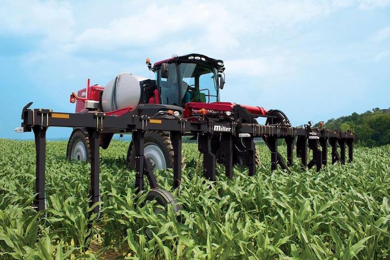 redline equipment is now northwest ohio s miller sprayer dealer