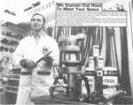 Glen Peart Dalziel Equipment newsletter 1973