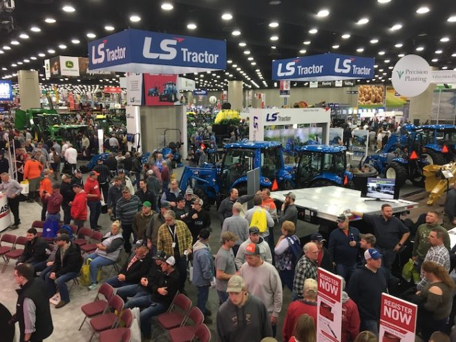 Farm Equipment Editors Share Top News Makers from National Farm Machinery Show