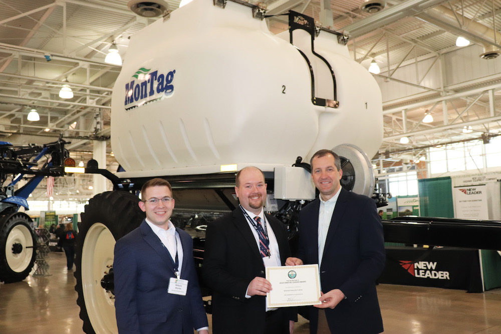 montag water quality award