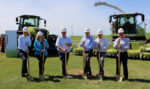 CLAAS Breaks Ground
