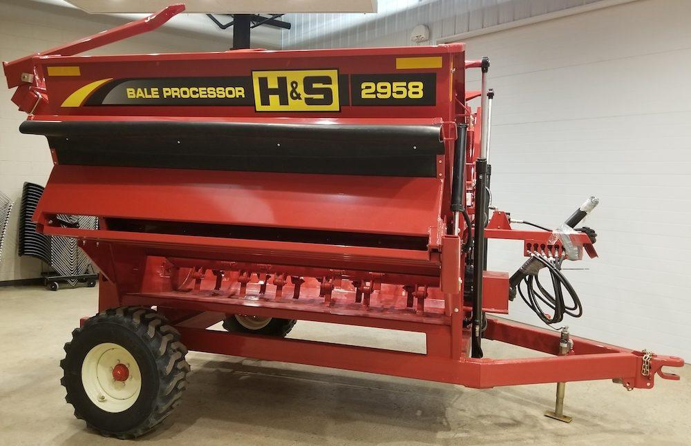 H&S Bale Processor