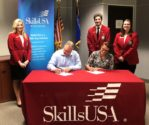 SkillsUSA Partners with AEM