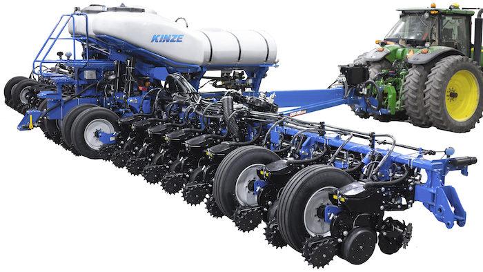Kinze New 4905 Planter