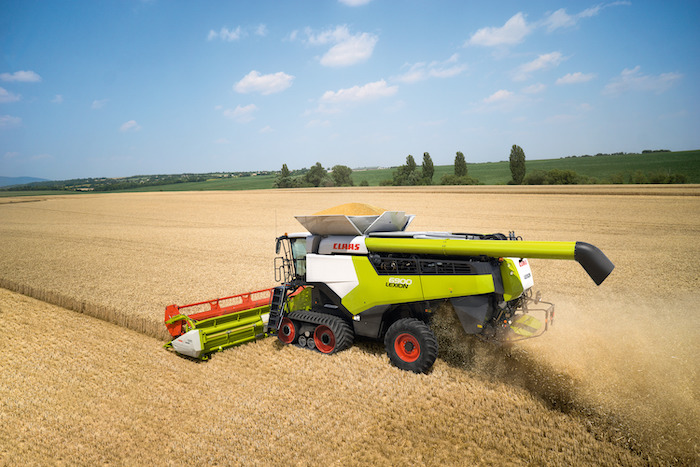 Claas LEXION 6000 Series Straw Walker Combines