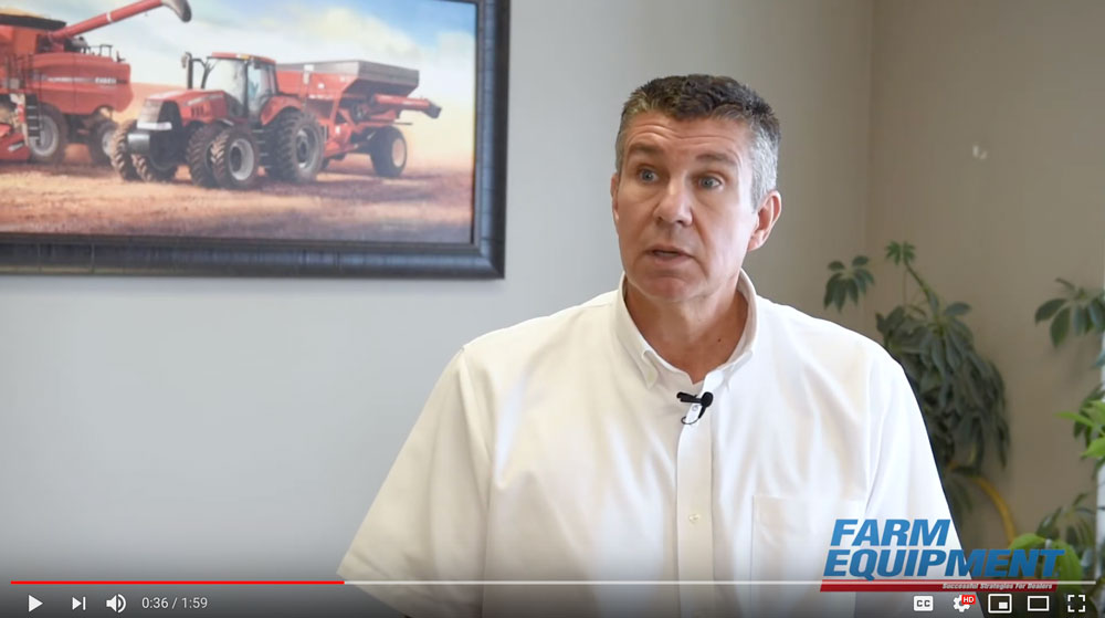 How Does a Farm Equipment Dealership Communicate Value to its Customers?