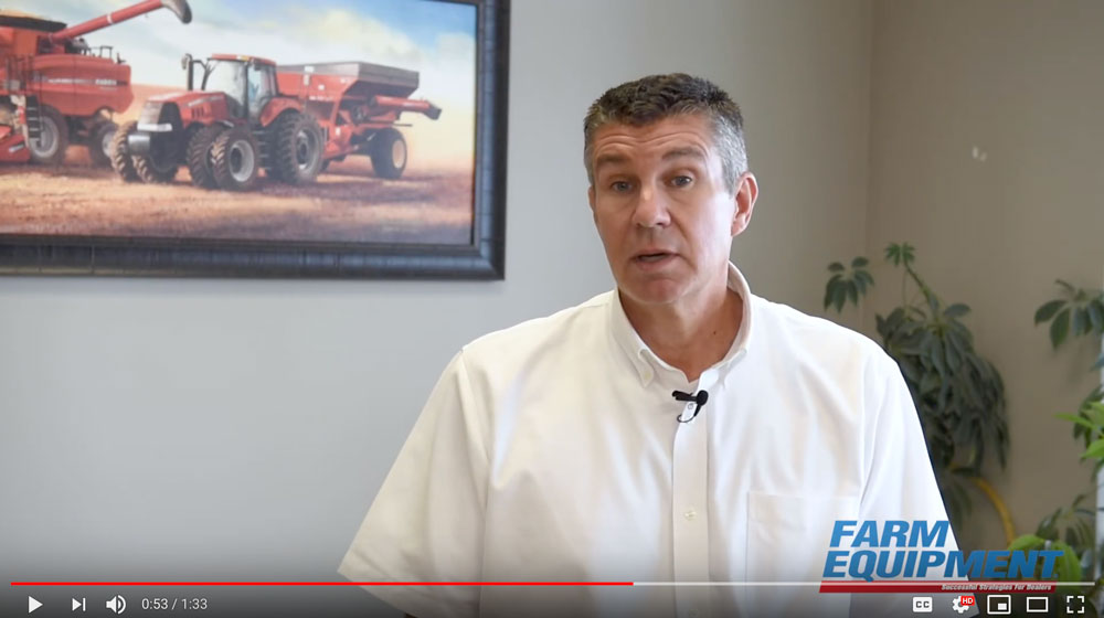 How Does a Farm Equipment Regional Manager Overcome Obstacles to Expanding into New Territory