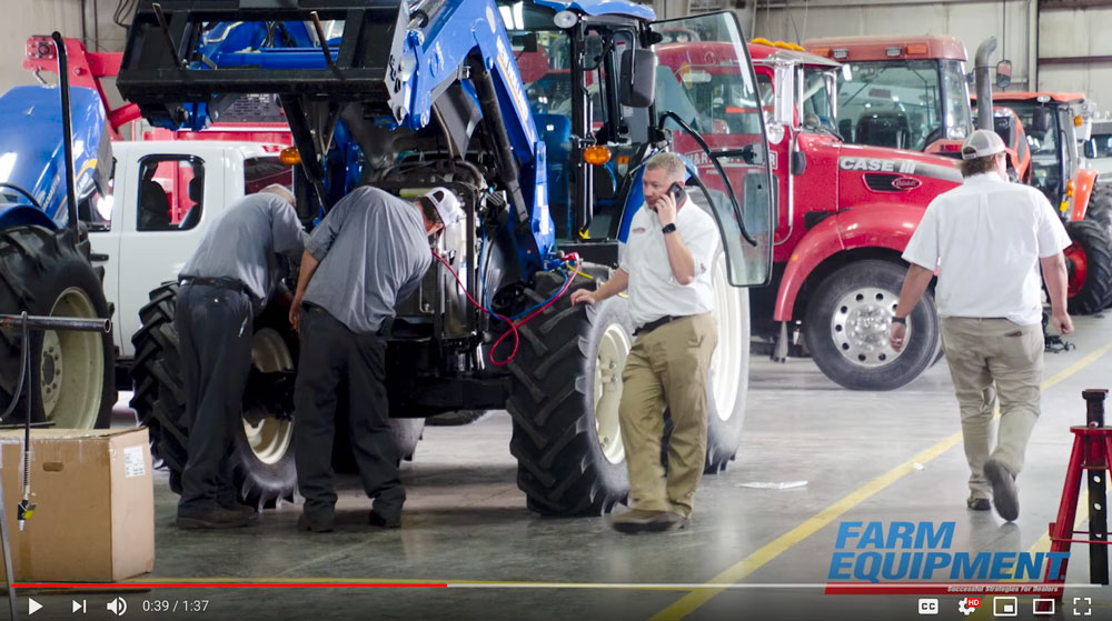 How H&R Agri Power Manages 115 Service Techs