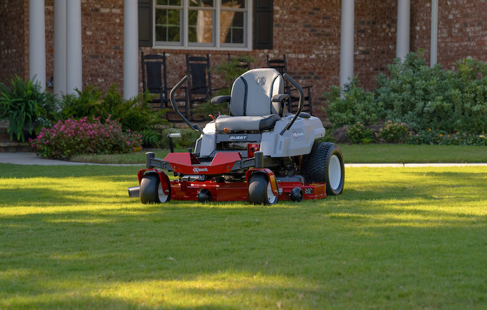 Exmark Quest Zero-Turn Riding Mowers