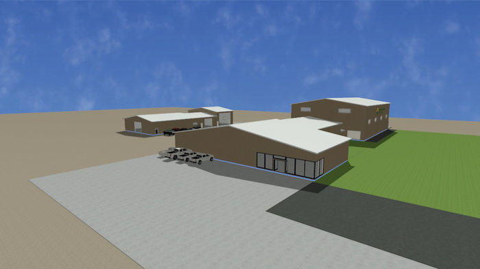 Prairie State Tractor Dixon Facility Project