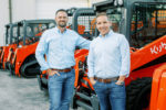 Florida Coast Equipment President & CEO Todd Bachman (Right) and Florida Coast Equipment Vice President Jason Watson