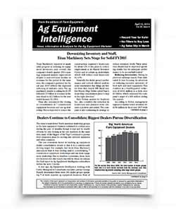 Ag Equipment Intelligence