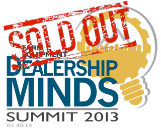 Dealership Minds Summit 2013