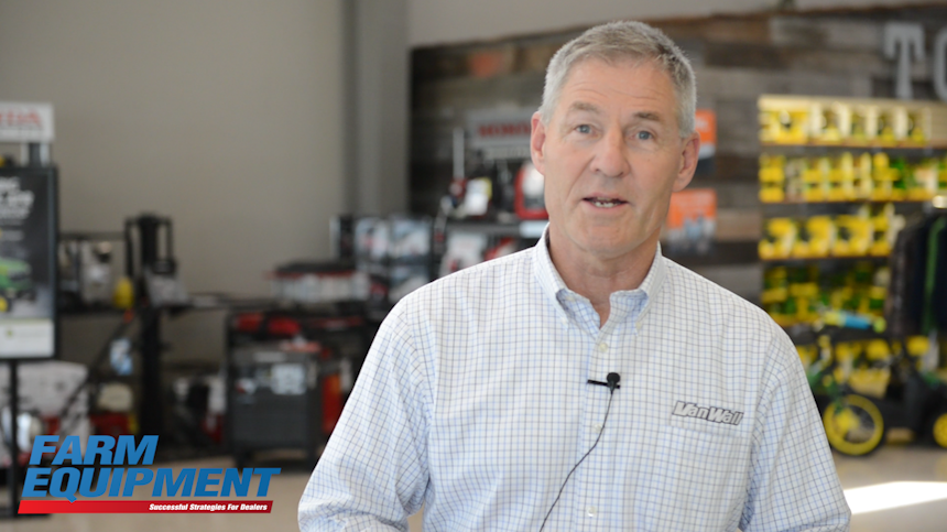 Dealership Modernization: Van Wall Equipment
