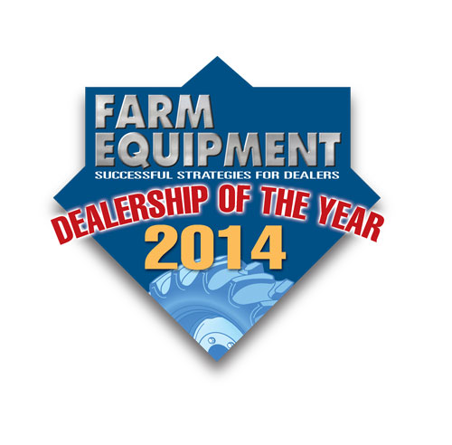 2014 Dealership of the Year