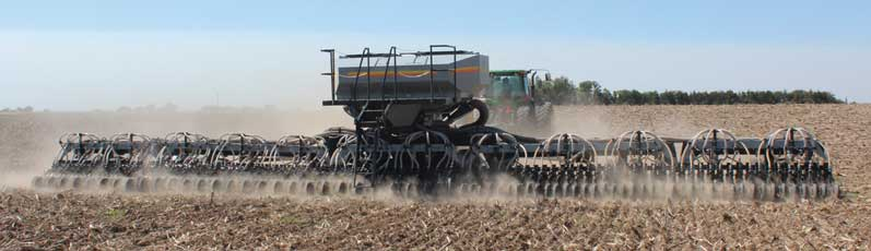 CrustBuster Introduces 60-Foot No-Till Central Fill Drill