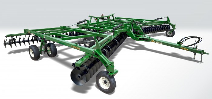 Great Plains to Offer New Max-Tested Disc Harrow