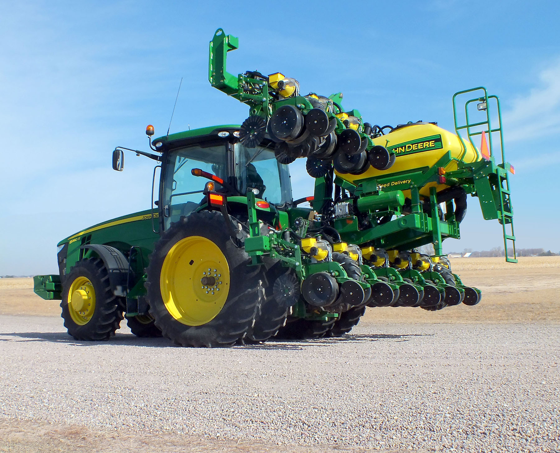 planter category agriculture planters john profile deere