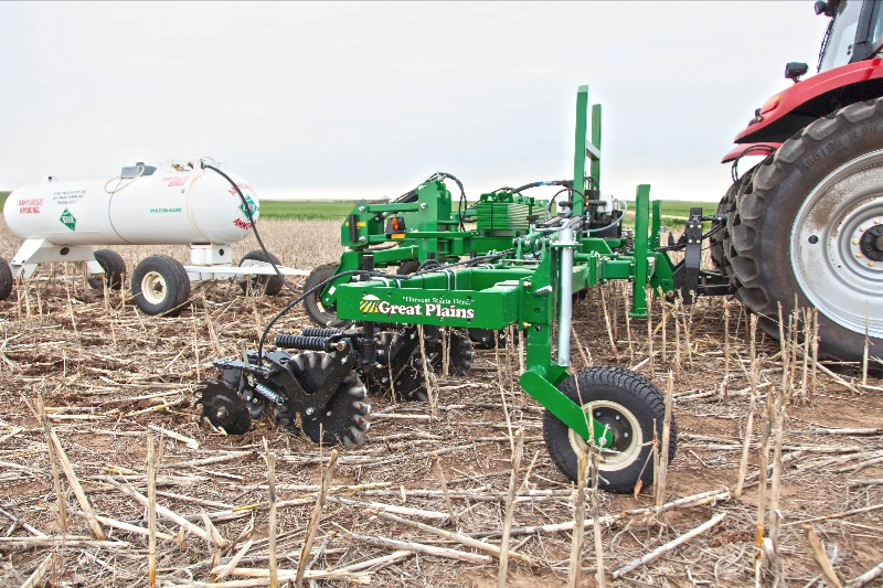 Nutri-Pro 3000-12C30 Offers Precise, Efficient Anhydrous Application