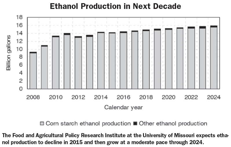 Ethanol Production in Next Decade