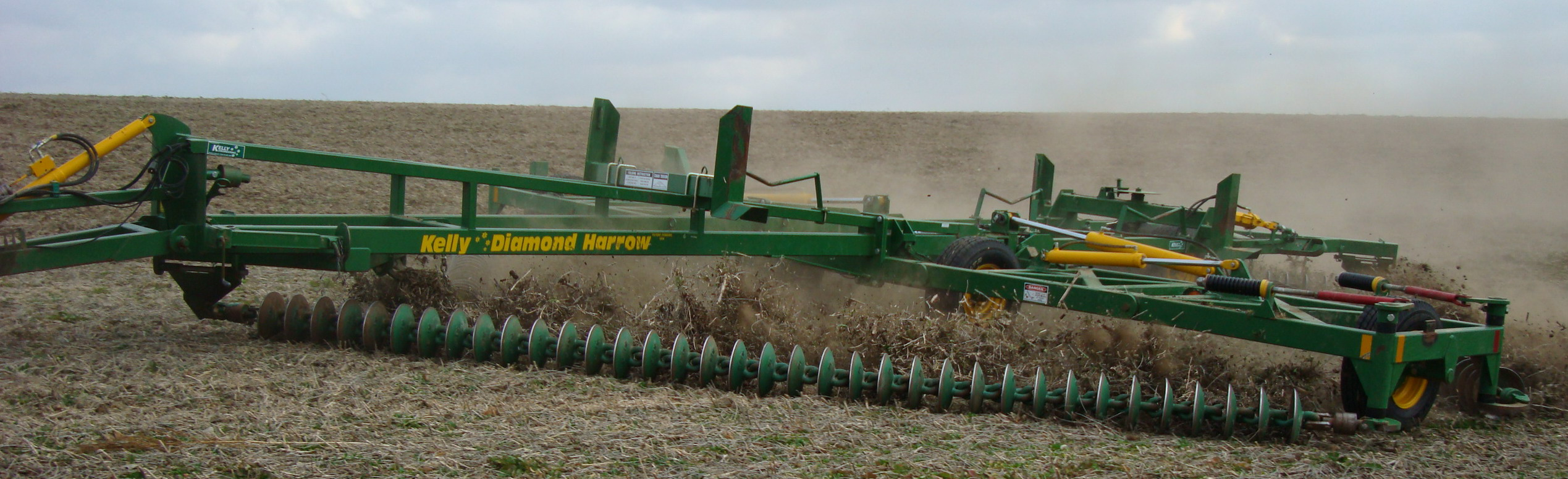 Chain Harrow Disc : Featured product kelly engineering disc chain harrow