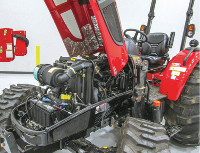 Ahead of the Curve: Small Tractor OEMs Embrace Tier 4 | Farm