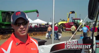 Bobcat Compact Tractor at Farm Progress Show 2011