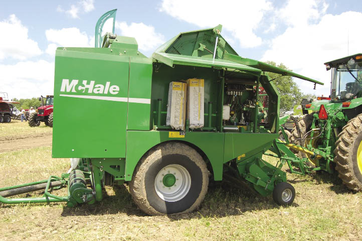Features How Hay Equipment Affects Forage Quality 2010