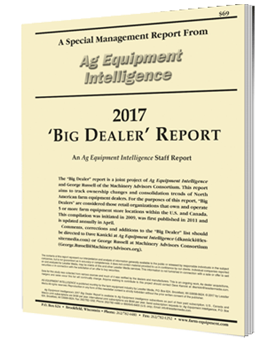 AEI Big Dealer Report