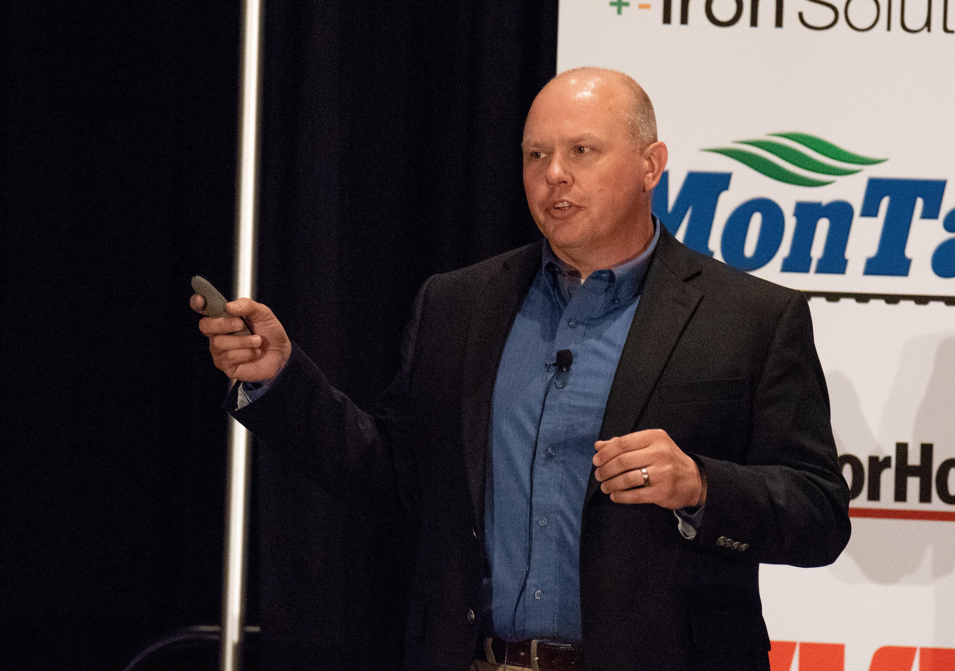 Shawn Skaggs Speaker Photo